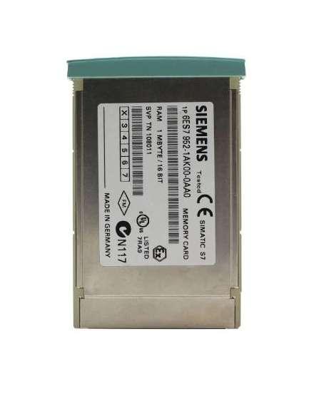 6ES7952-1AK00-0AA0 Siemens