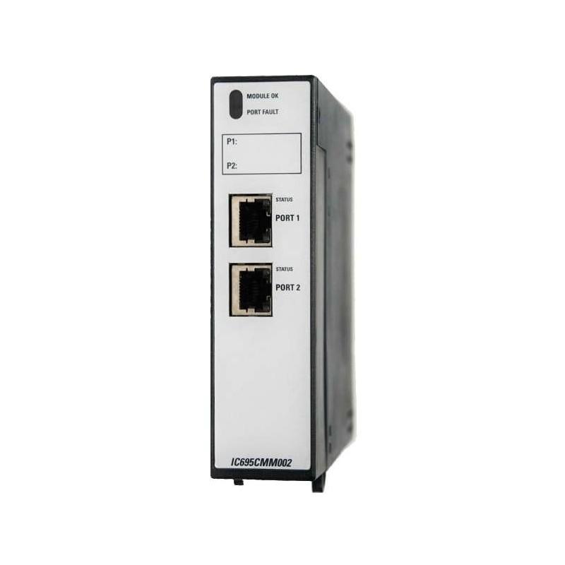IC695CMM002 GE FANUC COMMUNICATIONS MODULE